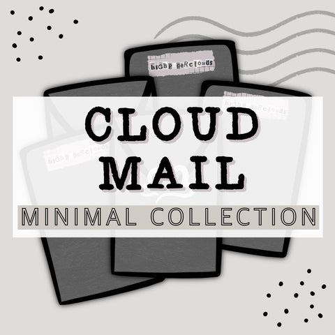MINIMAL COLLECTION - Cloud Mail *Surprise Subscription*