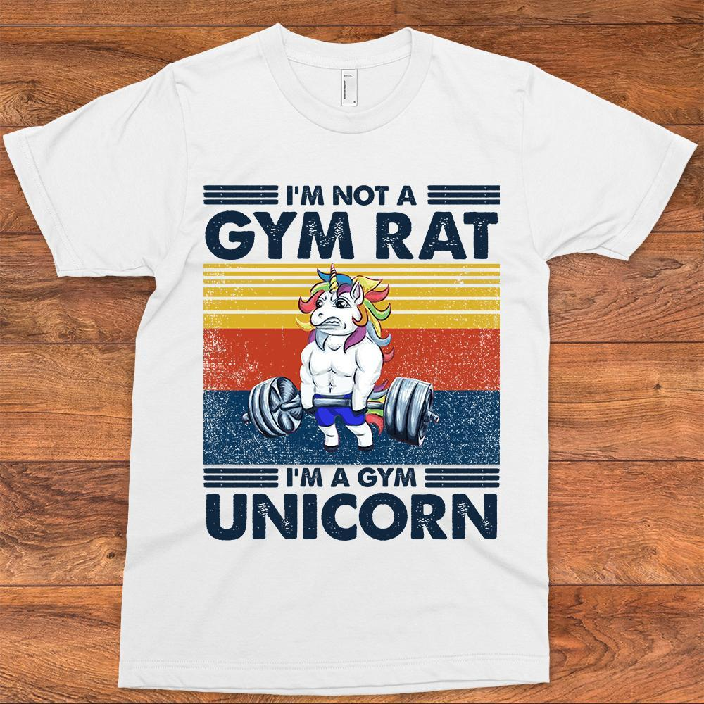 I'M A GYM UNICORN-MODER 2