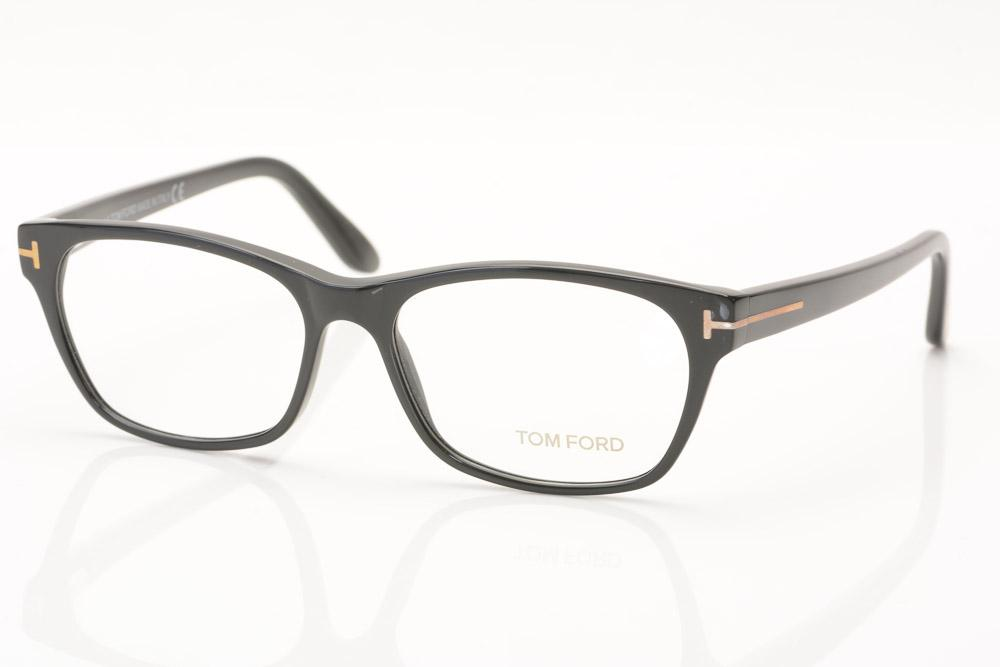 Tom Ford Square Optical Eyeglass Frame ACCESSORIES Tom Ford Default Title