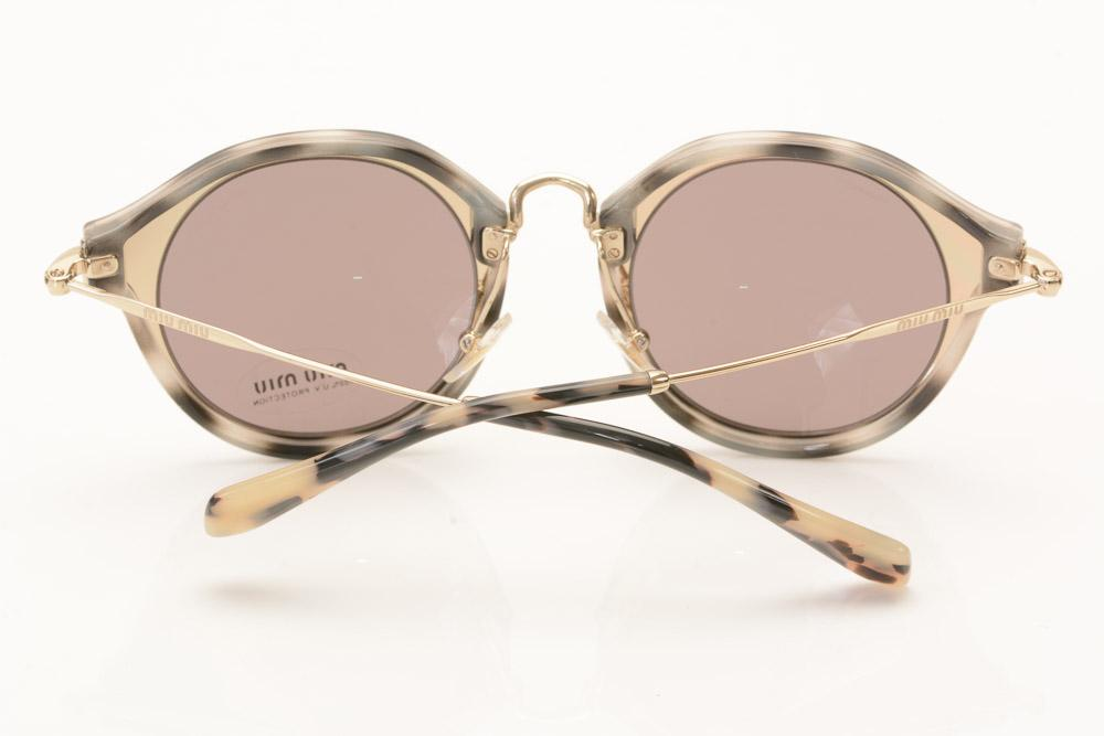 Miu Miu Round Sunglasses ACCESSORIES Miu Miu