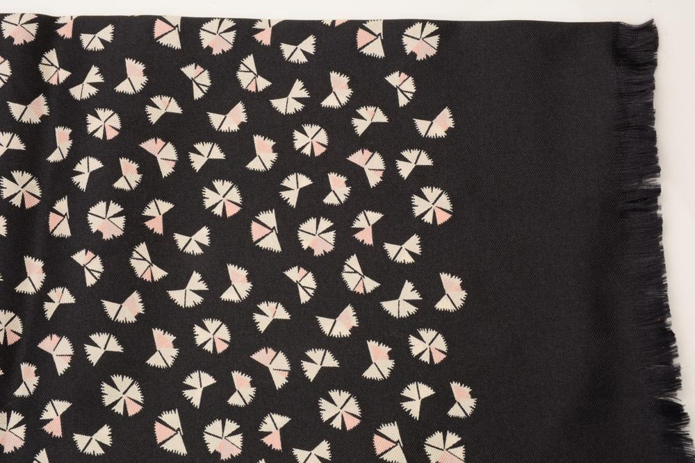 Marc Jacobs Pinwheel Print Scarf ACCESSORIES Marc Jacobs