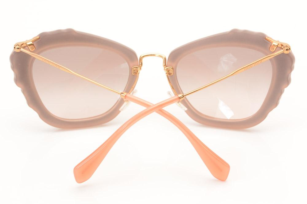 Miu Miu Studded Sunglasses ACCESSORIES Miu Miu
