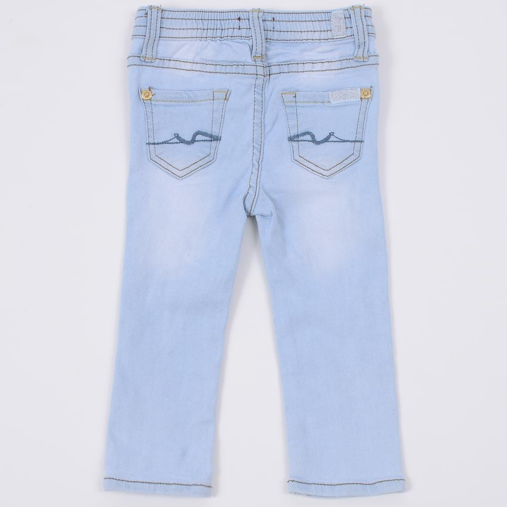 Girl's 7 For All Mankind Jeans - 18M APPAREL 7 For All Mankind