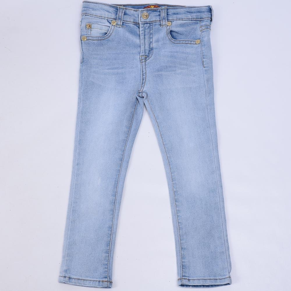 Girl's 7 For All Mankind Jeans - 3T APPAREL 7 For All Mankind 3T Blue