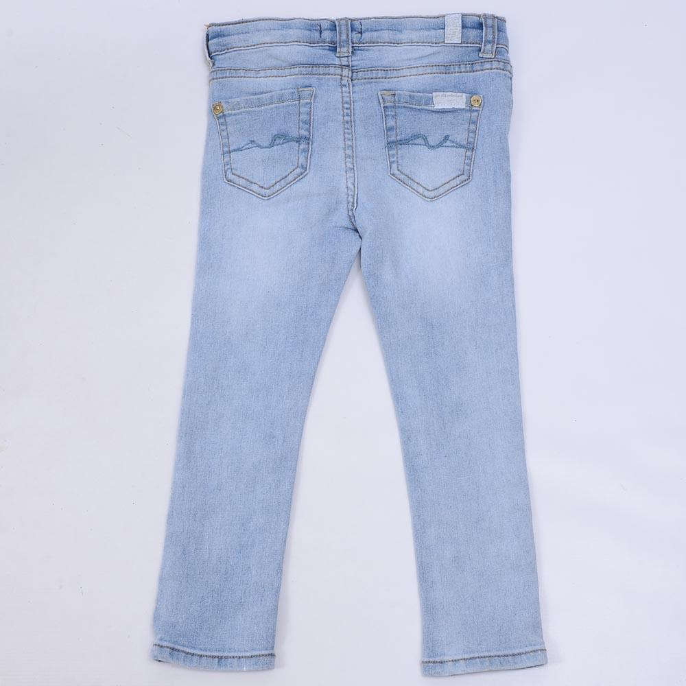 Girl's 7 For All Mankind Jeans - 3T APPAREL 7 For All Mankind