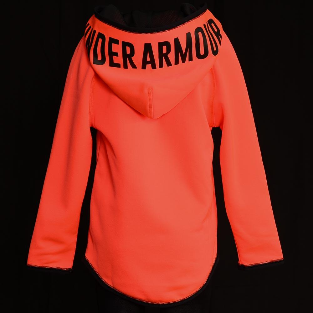 Girls' Under Armour Pullover Hoodie - XS APPAREL Under Armour