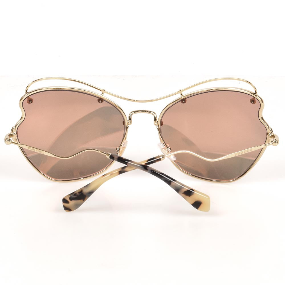 Miu Miu Scenique Butterfly Cat's Eyes Sunglasses ACCESSORIES Miu Miu