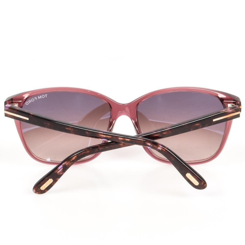 Tom Ford Dana Squared Sunglasses ACCESSORIES Tom Ford
