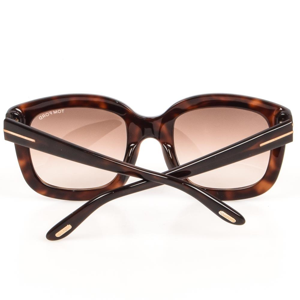 Tom Ford Christophe Square Sunglasses ACCESSORIES Tom Ford