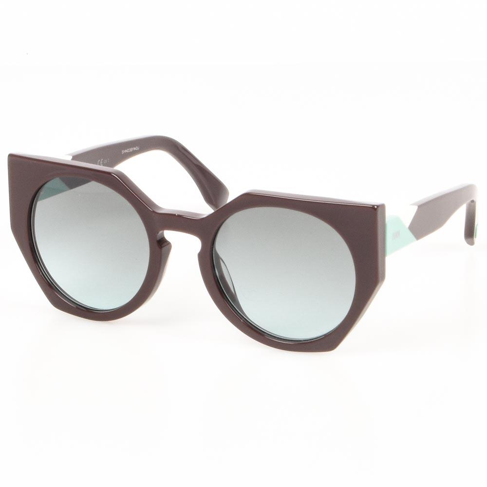 Fendi Facets Sunglasses ACCESSORIES Fendi Brown