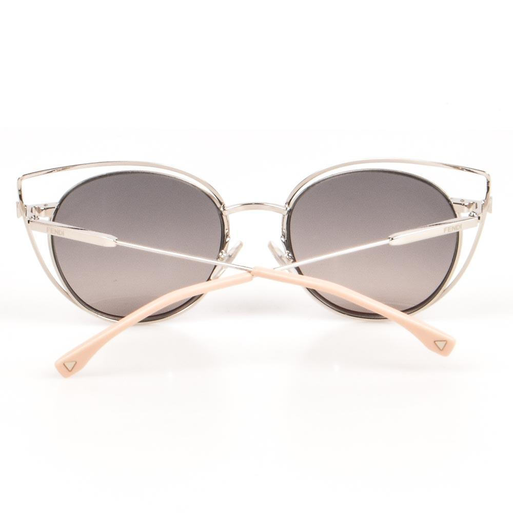 Fendi Cut Out Cat's Eyes Sunglasses ACCESSORIES Fendi