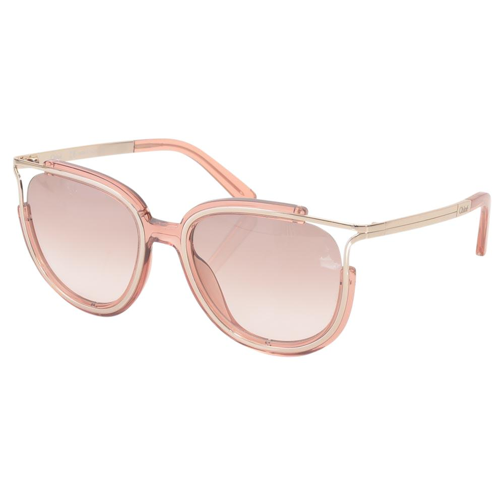 Chloe Jayme Sunglasses ACCESSORIES Chloe Pink