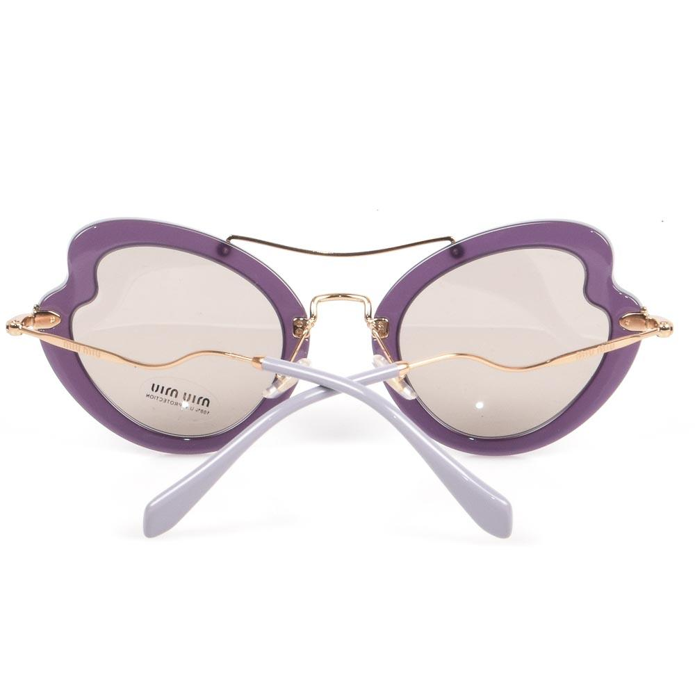 Miu Miu Butterfly Frame Sunglasses ACCESSORIES Miu Miu