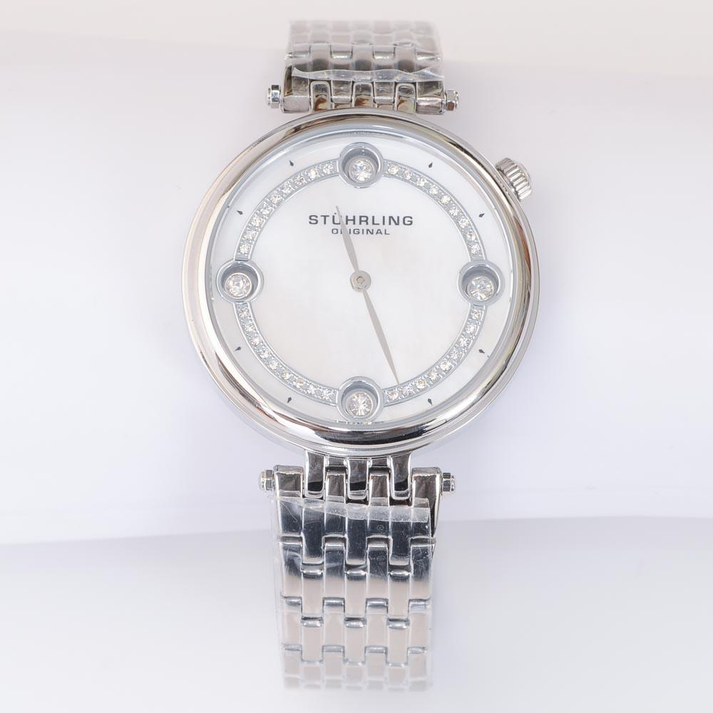 Stuhrling Original Classic Crystal Watch JEWELRY Stuhrling Default Title