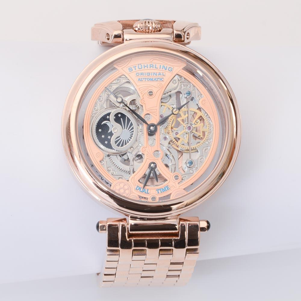 Stuhrling Special Reserve 797 Legacy Automatic Watch JEWELRY Stuhrling Default Title