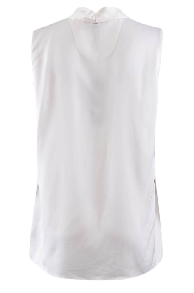 Kobi Halperin Sleeveless Pleated Top - XL APPAREL Kobi Halperin