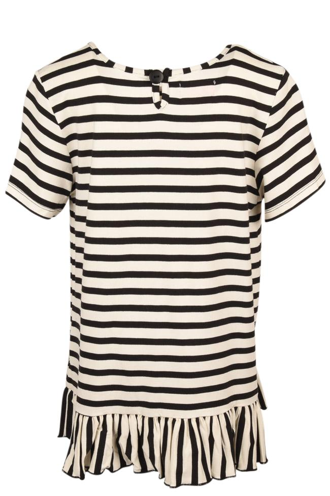 Girls' BangBang Copenhagen Elly Summer Stripe T-shirt Top - 9/10 APPAREL BangBang Copenhagen