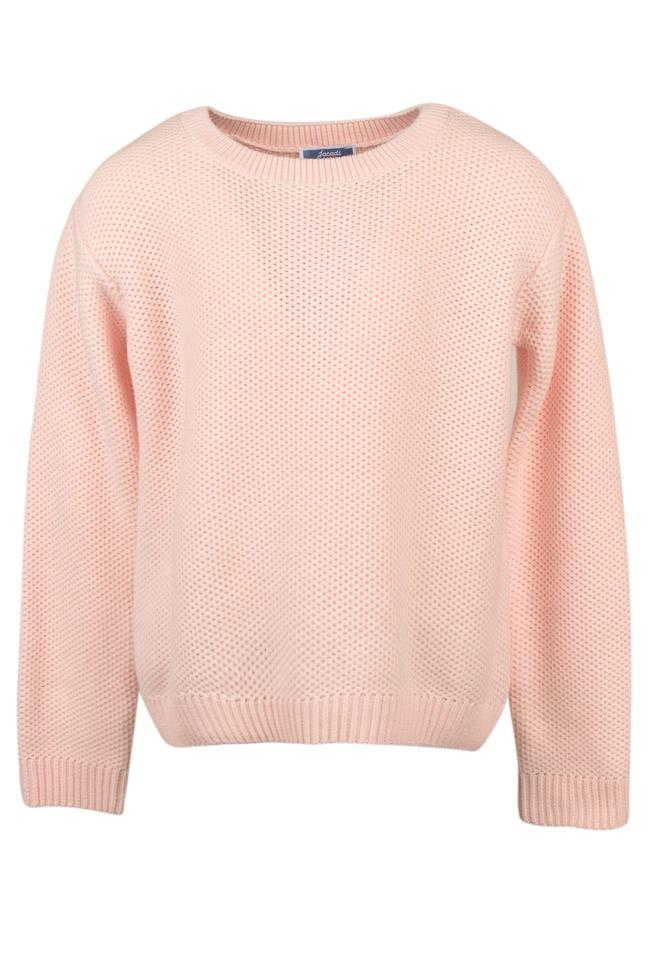 Girls' Jacadi Pullover Sweater - 10 APPAREL Jacadi 10 Pink
