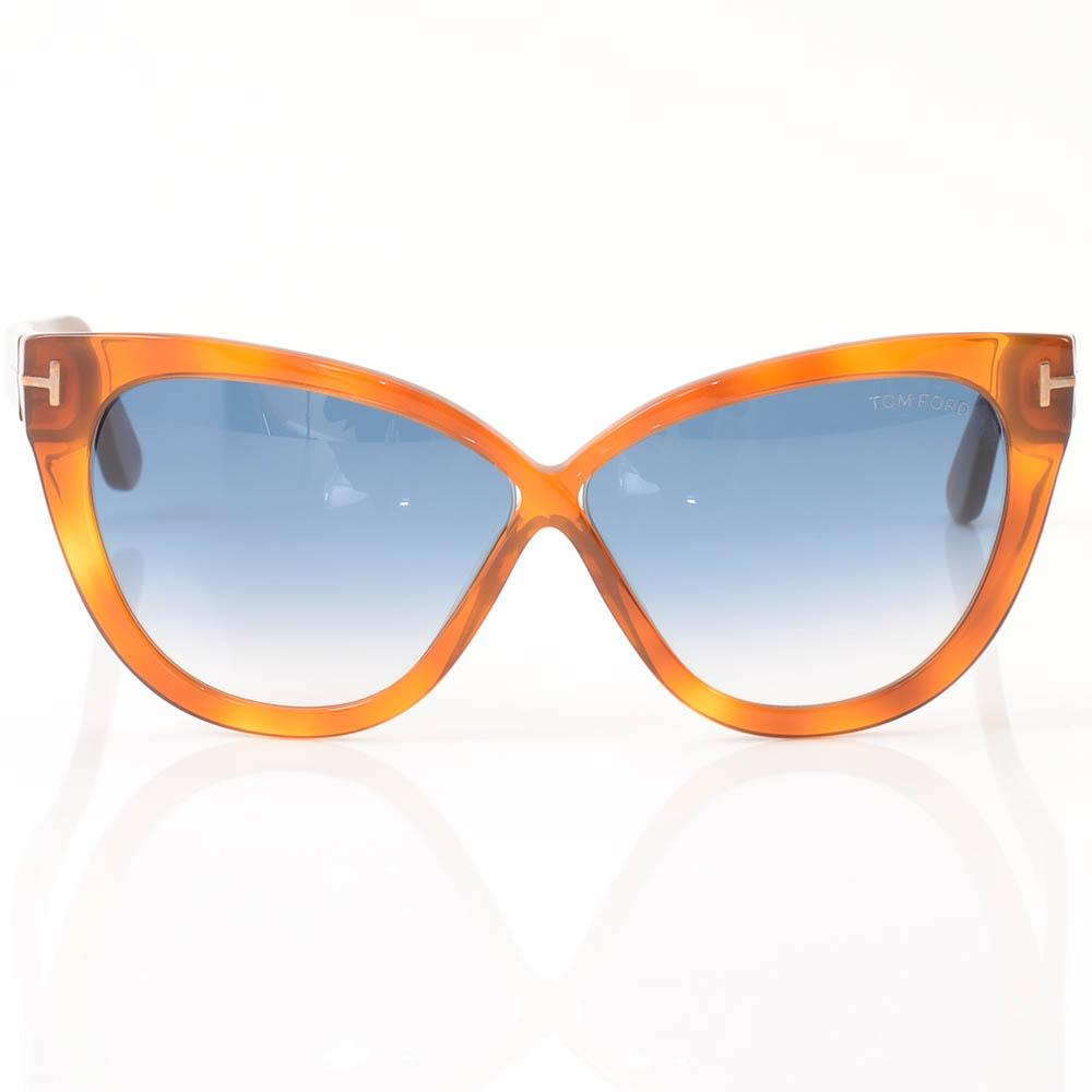 Tom Ford Arabella Gradient Cat Eye Sunglasses ACCESSORIES Tom Ford