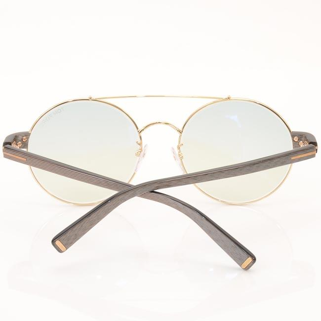 Tom Ford Retro Cutout Round Sunglasses ACCESSORIES Tom Ford