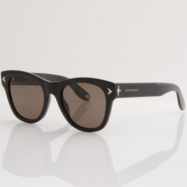 Givenchy Square Frame Sunglasses ACCESSORIES Givenchy 51-20-145 Black