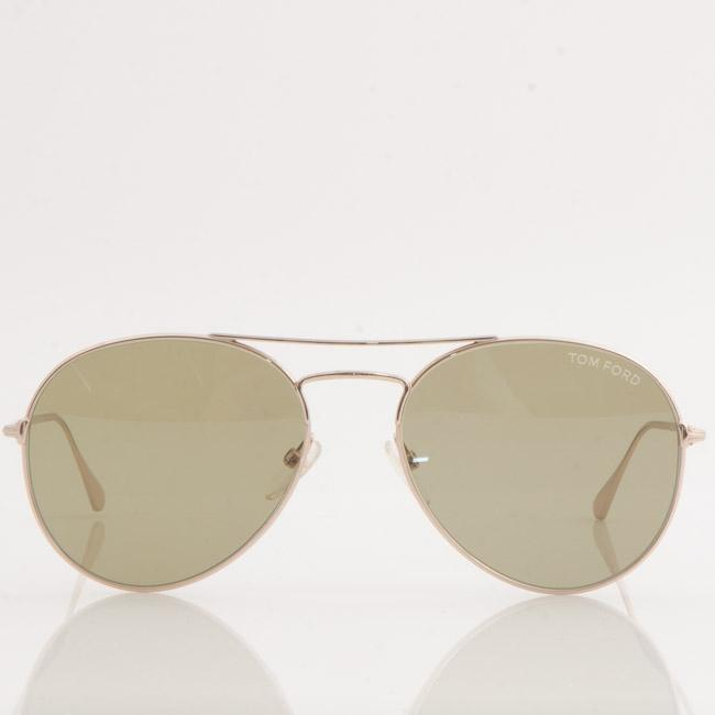 Tom Ford Ace-02 Aviator Sunglasses ACCESSORIES Tom Ford