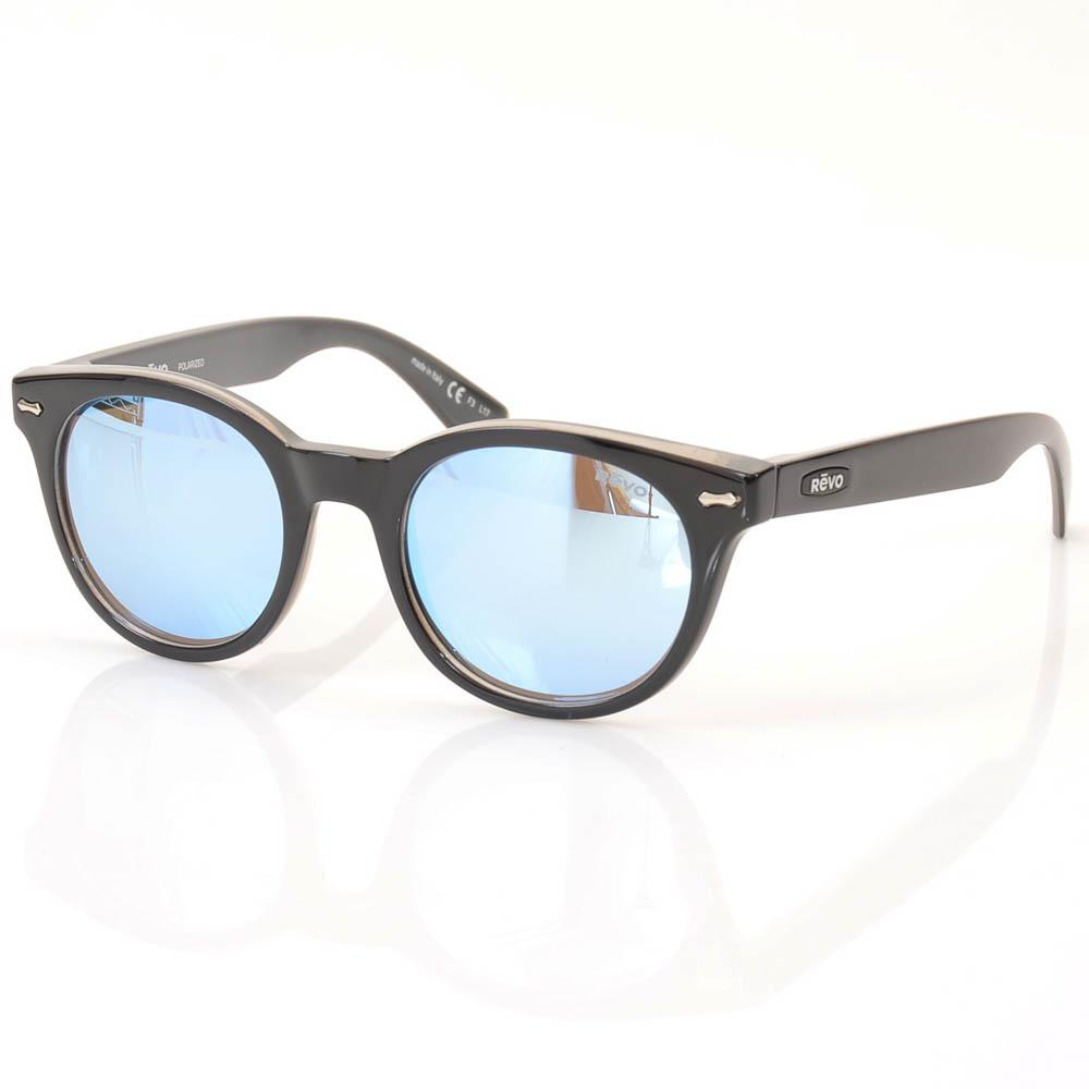 Revo Rory Polarized Cat Eye Frame Sunglasses ACCESSORIES Revo 50-21-145 Black