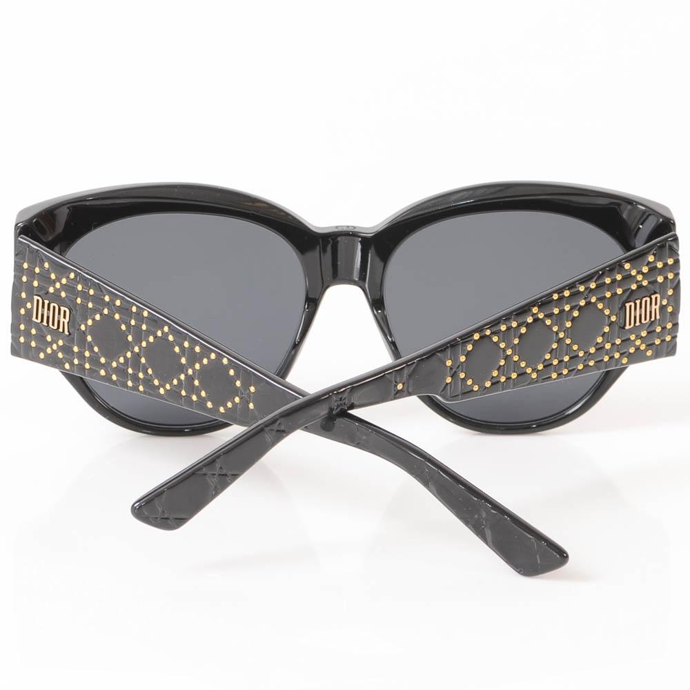 Christian Dior LadyDiorStuds2 Gradient Cat Eye Frame Sunglasses ACCESSORIES Christian Dior