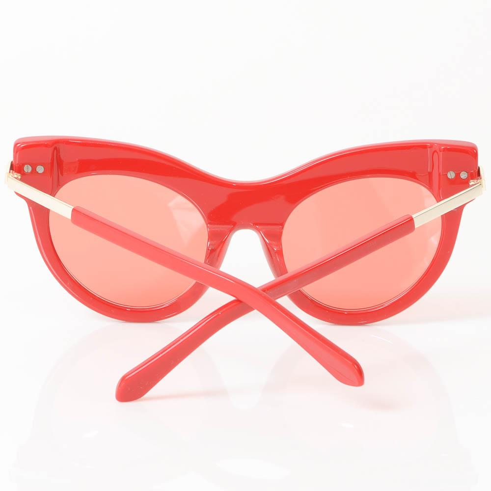 Karen Walker Miss Lark Arrow Cat Eye Frame Sunglasses ACCESSORIES Karen Walker