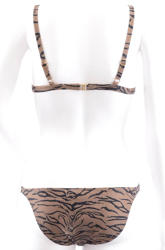 Melissa Odabash Laos Animal Print 2 Piece Swim Set - 6 APPAREL Melissa Odabash