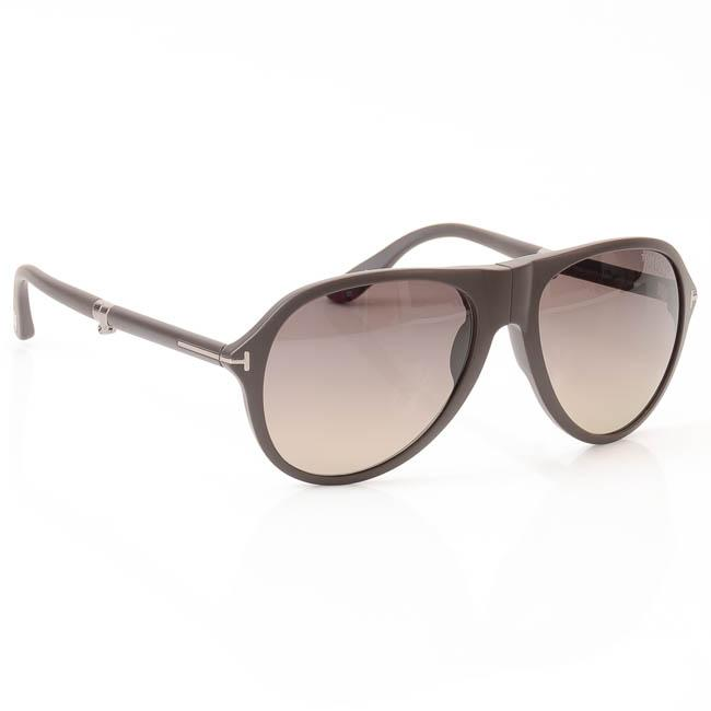 Tom Ford Dalton Polarized Foldable Gradient Aviator Sunglasses ACCESSORIES Tom Ford