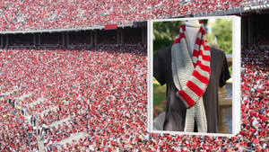 3 Easy Knit Projects That Will Keep You Warm at Your School's Football Game