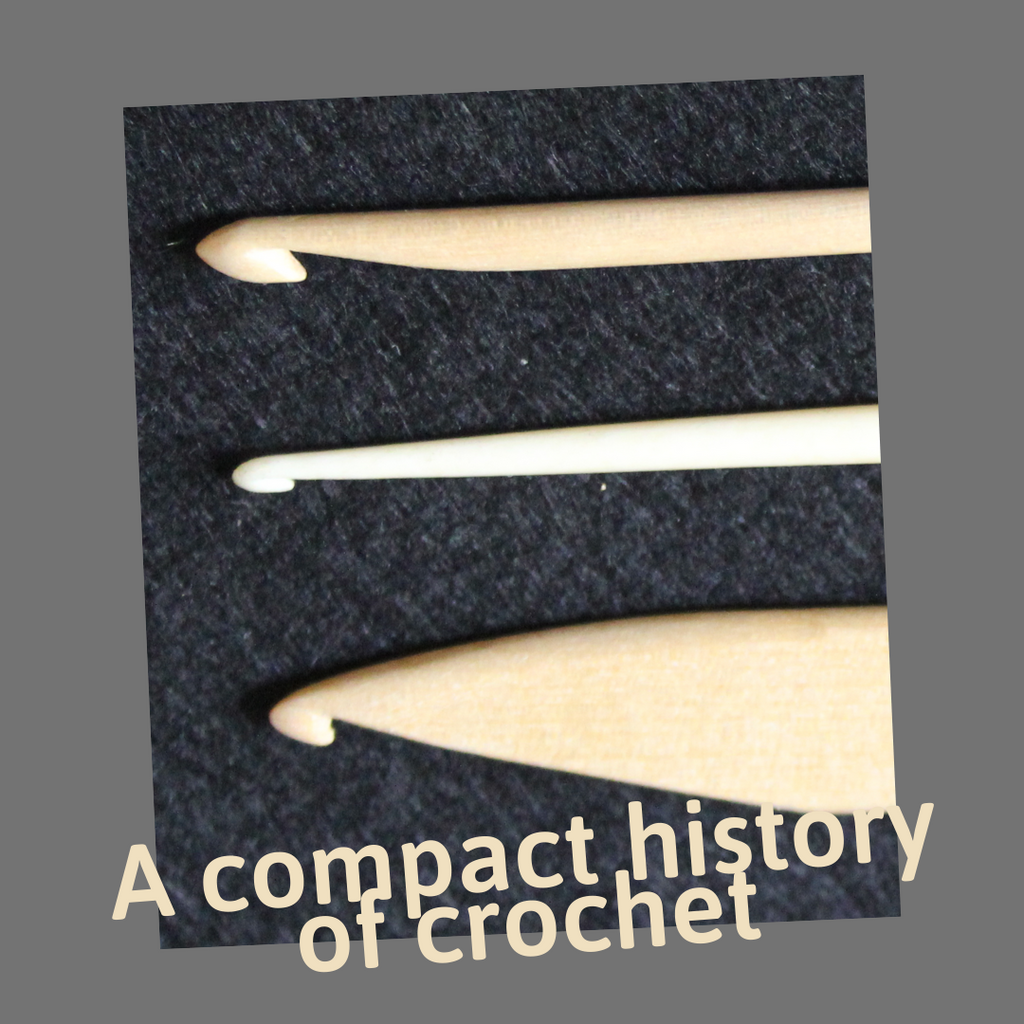 A compact history of crochet