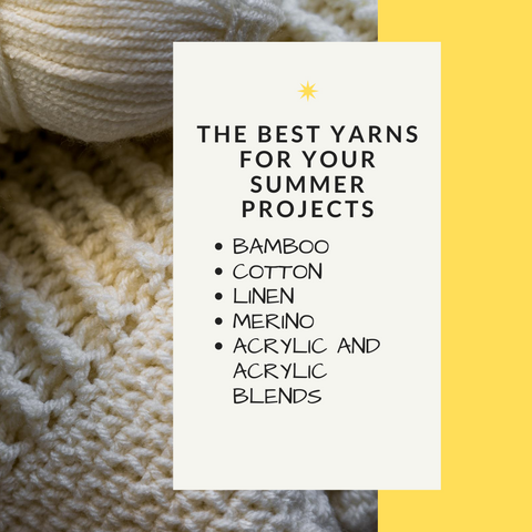 Best summer yarn
