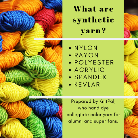 Your Guide to Synthetic and Natural Yarns and Wool