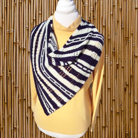 Open Checkerboard Cowl