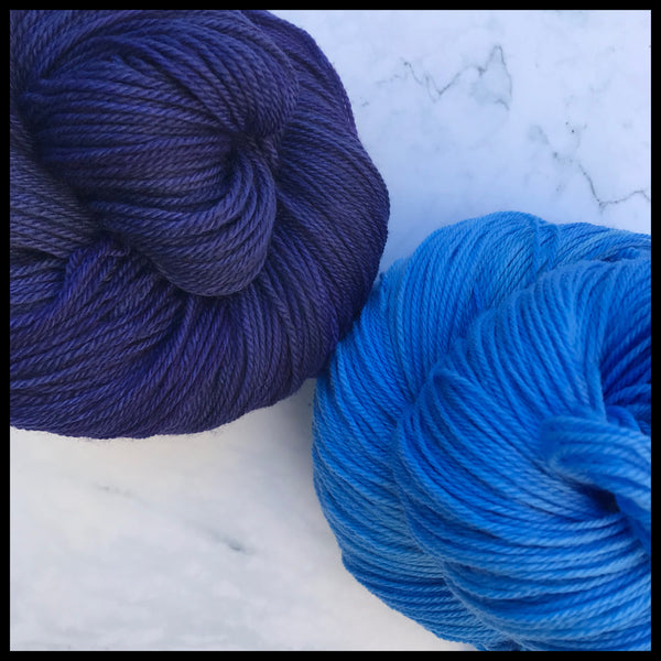 Villanova Yarn colors