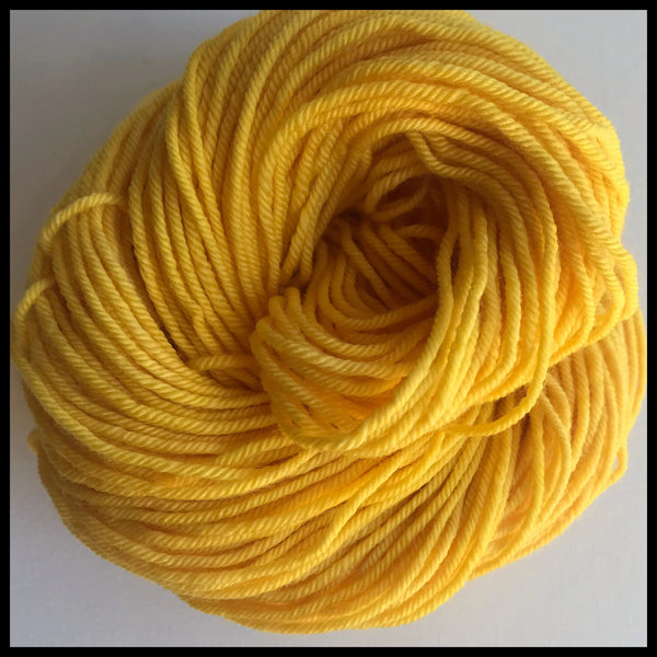 UCLA yarn University of California blue and gold college team spirit