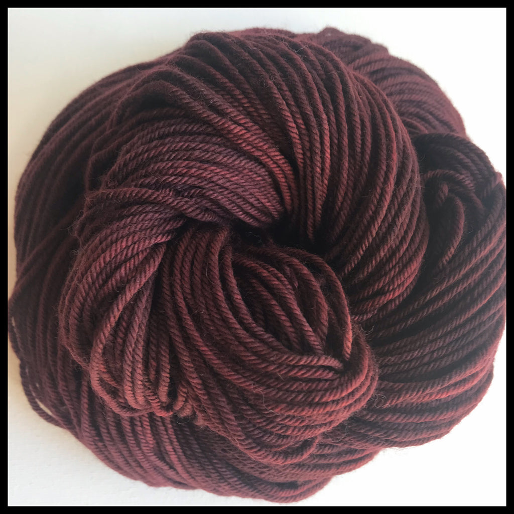 Texas a&m university aggies maroon and white color yarn