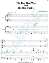 THE DOG THAT WAS AND THE DOG THAT IS - Piano Duet from COTTAGE DAYS
