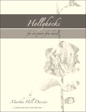 Cover Image for Hollyhocks