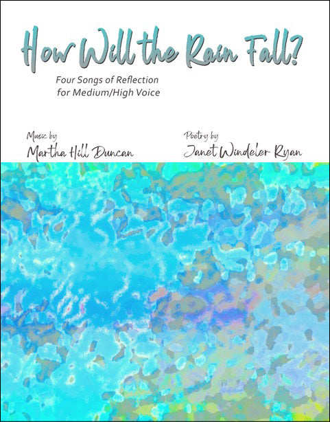 HOW WILL THE RAIN FALL? - Vocal Collection