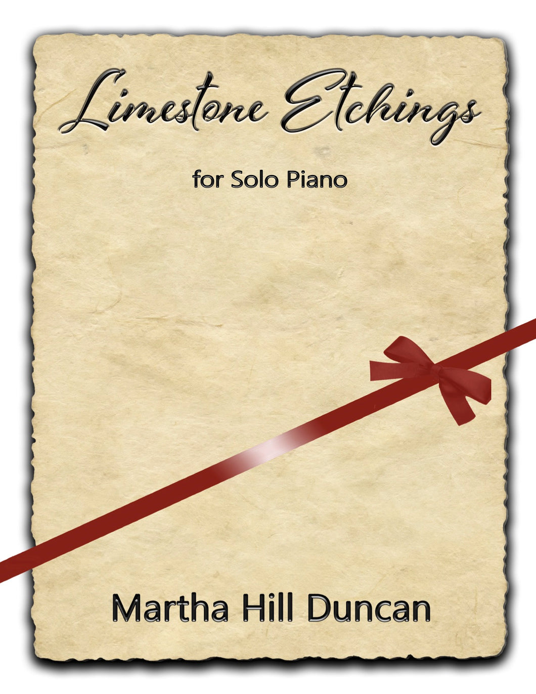 THE WAR MEMORIAL - Piano Solo from LIMESTONE ETCHINGS