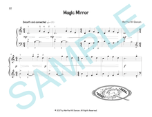 MAGIC MIRROR - Piano Solo from THE LION'S TALE