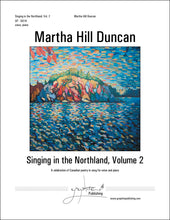 WHERE LEAPS THE STE. MARIE - Medium/High Voice & Piano from SINGING IN THE NORTHLAND, VOL. 2