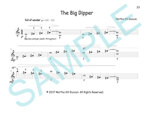 THE BIG DIPPER - Piano Solo from THE LION'S TALE