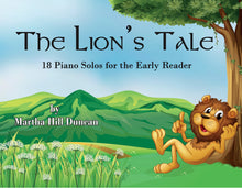 TINY DRUM - Piano Solo from THE LION'S TALE