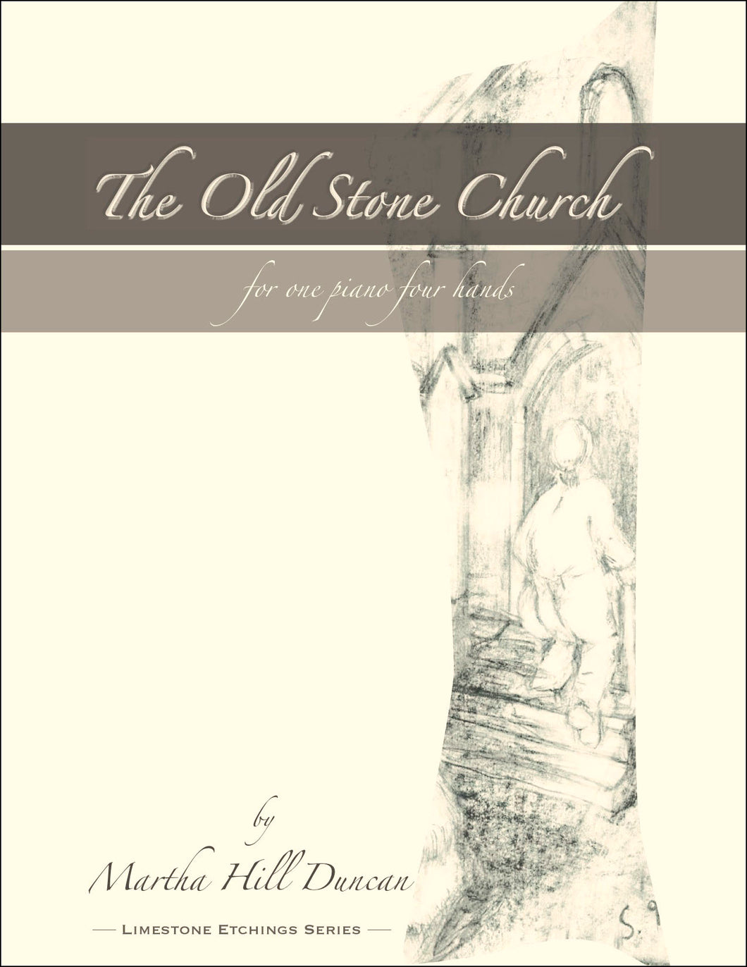 THE OLD STONE CHURCH - Piano Duet
