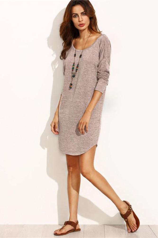 Piper T-Shirt Dress