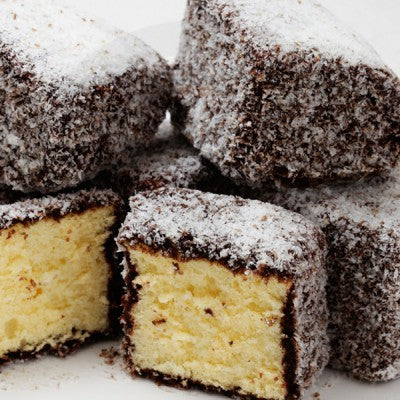 Lamington Candle
